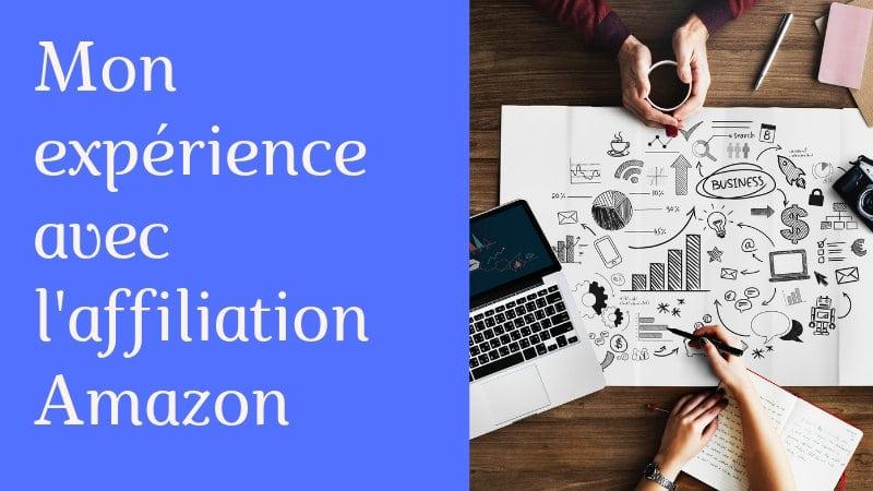 expérience affiliation amazon
